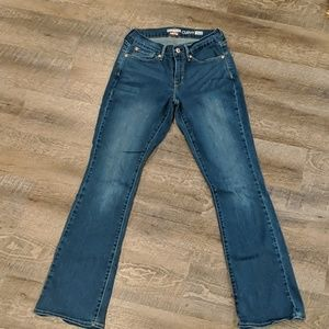 Denizen from Levi's Curvy Skinny Boot Jeans